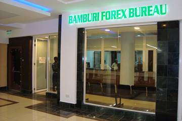 Central forex bureau ltd